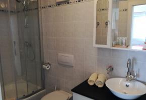 Badezimmer Appartement