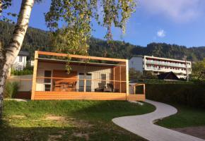 Lodges und Hotel