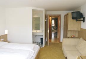 Doppelzimmer im Landhaus