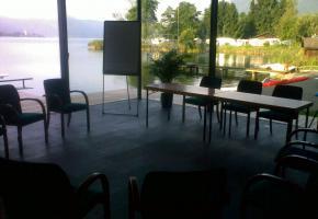 Seminarraum am See