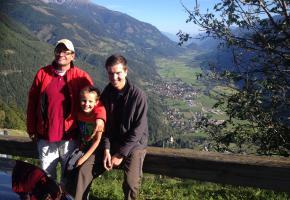 Robert, Moritz und Matthias