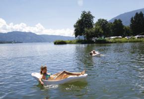 Relaxen am Ossiacher See
