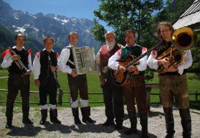 Ossiacher See Musikanten