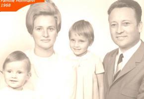 Familie Hoffmann 1968