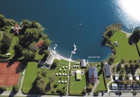 Hotelanlage am See