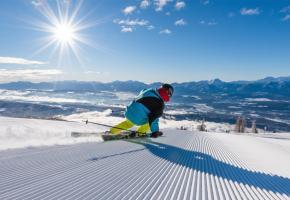 Skifahren Gerlitze