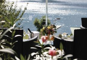 Seehotel Hoffmann terrace