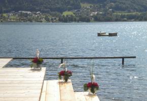 Hochzeit am Ossiacher See
